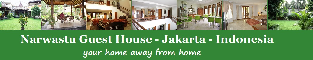 Narwastu Guest House Jakarta Indonesia
